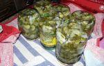 Аджика без варки с хреном, помидорами и чесноком, рецепт с фото
