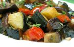 Овощное рагу с баклажанами, перцем и помидорами – рецепт с фото