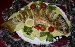 Пеленгас в духовке рецепт с фото