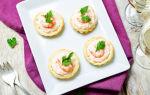 Тарталетки с творожным сыром рецепты с фото