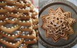 Елочка из печенья мастер класс: рецепт с фото