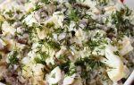 Салат с языком и огурцами рецепт с фото