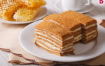 Торт «рыжик» с заварным кремом рецепты с фото