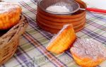 Творожник с манкой в духовке рецепт с фото