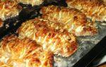 Куриные отбивные с ананасами и сыром в духовке рецепт с фото