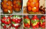 Маринованные помидоры с лимонной кислотой, сладкие – рецепт с фото