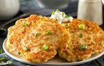 Картофельные драники с чесноком, классический рецепт с фото