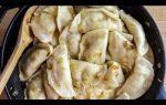 Вареники с капустой и картошкой рецепт с фото