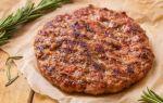 Плескавица по-сербски рецепт с фото