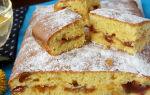 Пирог с вареньем на скорую руку рецепт с фото