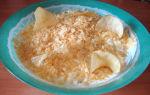 Щербет с арахисом в домашних условиях, рецепт с фото