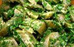 Маринованные баклажаны быстрого приготовления рецепт