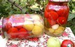 Маринованные помидоры с яблочным уксусом на зиму рецепт с фото
