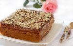 Торт из вафельных коржей со сгущенкой, рецепт с фото