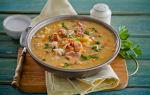 Салат «рафаэлло» с курицей и грибами – рецепт с фото