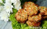 Котлеты по-албански из курицы: рецепт с фото куриных котлет