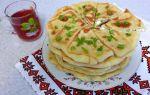 Молдавские плацинды с творогом и зеленью: рецепт приготовления с фото