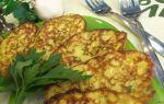 Лепешки из кабачков, рецепт с фото