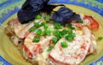 Мясо по-королевски в духовке, рецепт с фото пошагово