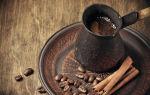 Кофе по-восточному рецепт приготовления