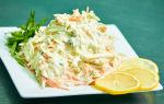 Салат «коул слоу», классические рецепты с фото