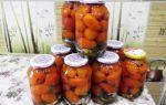 Помидоры по-болгарски на зиму, самый вкусный рецепт с фото