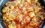 Чахохбили из курицы по-грузински рецепт с фото пошагово