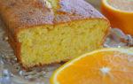 Кекс с апельсиновой цедрой рецепт с фото