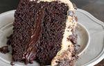 Торт «мокко» рецепт фото
