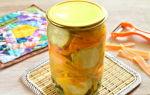 Рагу из баклажан на зиму рецепт с фото