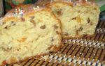 Рецепт пасхального кулича с изюмом – пошаговые фото