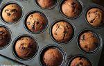 Маффины с какао, классический рецепт с фото