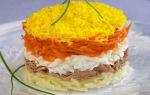 Советский салат «мимоза» — классический рецепт с фото
