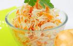 Хрустящая квашеная капуста, рецепты с фото