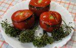 Малосольные помидоры с чесноком рецепт с фото