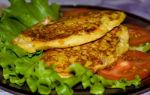 Оладьи из кабачков с плавленым сыром рецепт с фото
