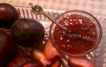 Повидло из яблок и слив на зиму, рецепт сливово-яблочной заготовки