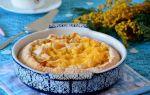 Шарлотка с яблоками и апельсинами, рецепт с фото