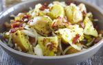 Американский картофельный салат — классический рецепт с фото