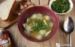 Суп с пельменями и картошкой, рецепт с фото